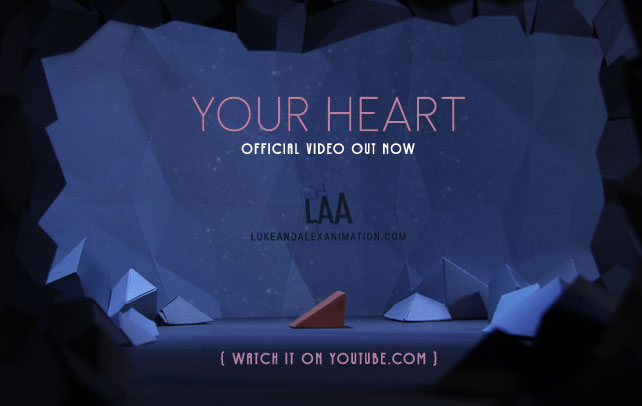 Your Heart official video just released - Christa Vi